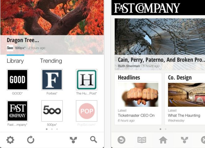 Google-Currents-iOS App