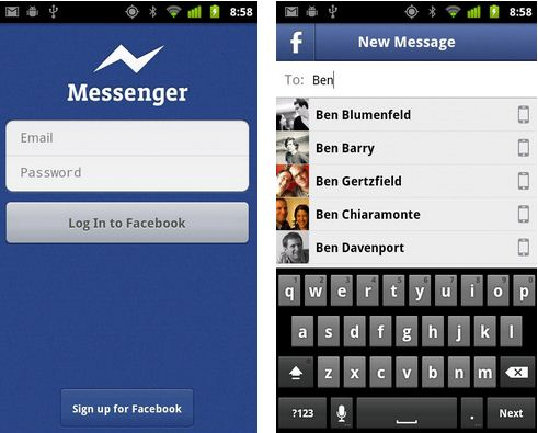 Facebook-Messenger-for-Android
