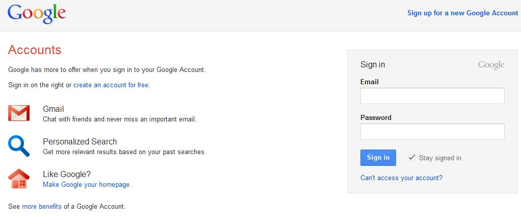 Google-New-Sign-in-page
