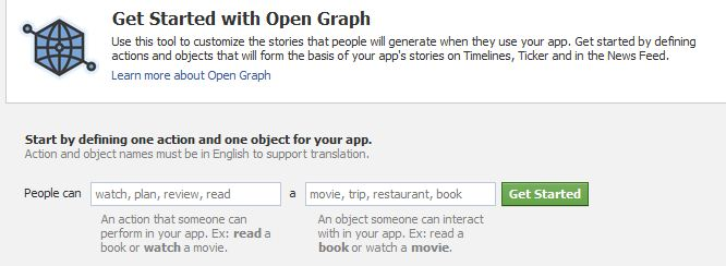 Get-Started-With-OpenGraph