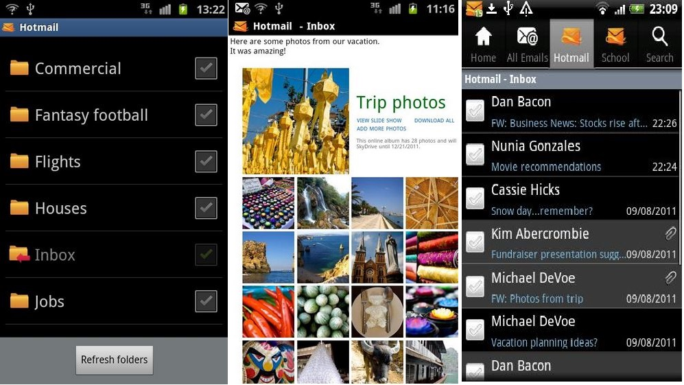 hotmail-App-Android