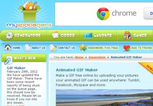 Best free animated gif creating online tools make a gif negle Gallery