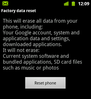 Factory-settings-Android