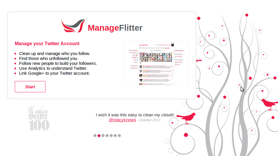 Manage-Filter
