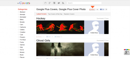 Google Covers