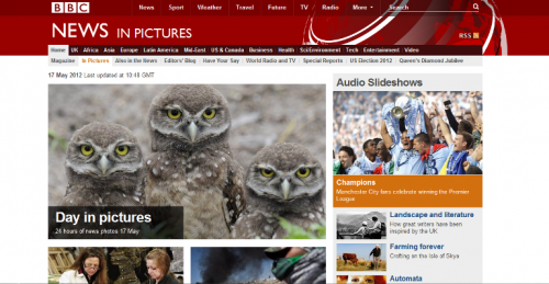 BBC: News In Photos