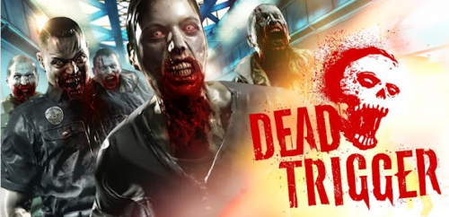 Dead Trigger by Mad finger Games