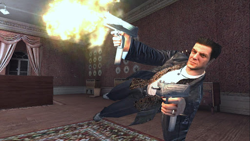 Max Payne by Rock star