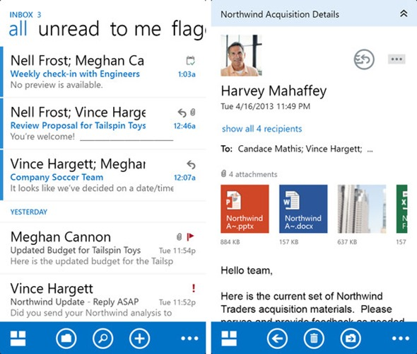 Download Outlook Mail App For iPhone And iPad
